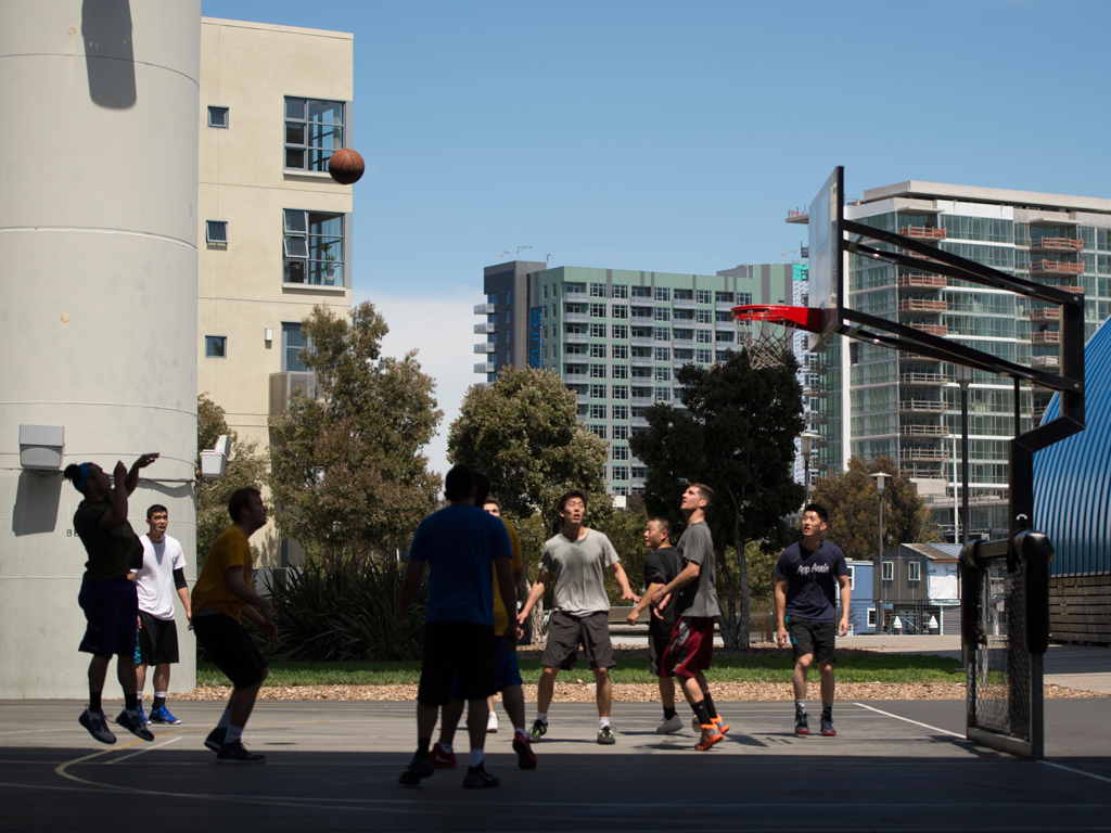 Basketball Outdoor Activities | Mission Bay Parks